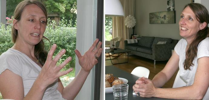 Katina Sostmann, Gründerin von Südstern Produkte
