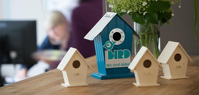 Anke Odrig Little Bird GmbH Unternehmen