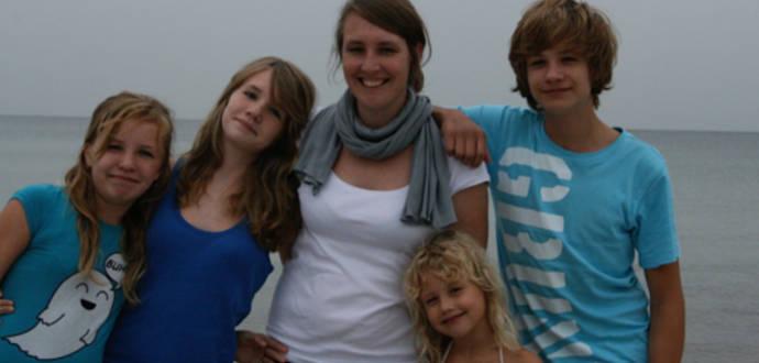 Katina Sostmanns Familie