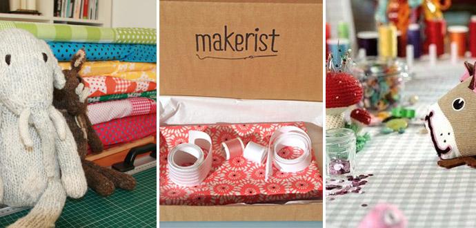 Material Boxen von Makerist