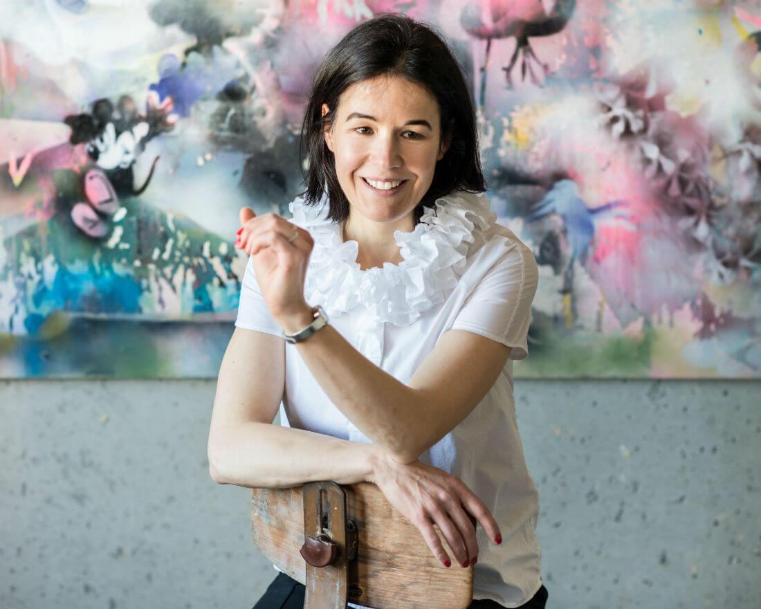 Esther Eisenhardt Gründerin von MomPreneurs
