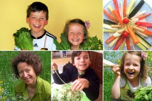 10 Tipps, wie du deinen Kindern stressfrei Gemüse schmackhaft machen kannst
