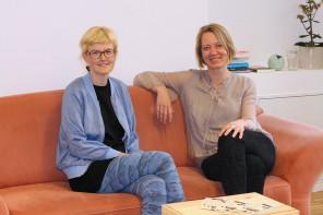 Silvia & Katja | 2 Kinder | Coworking