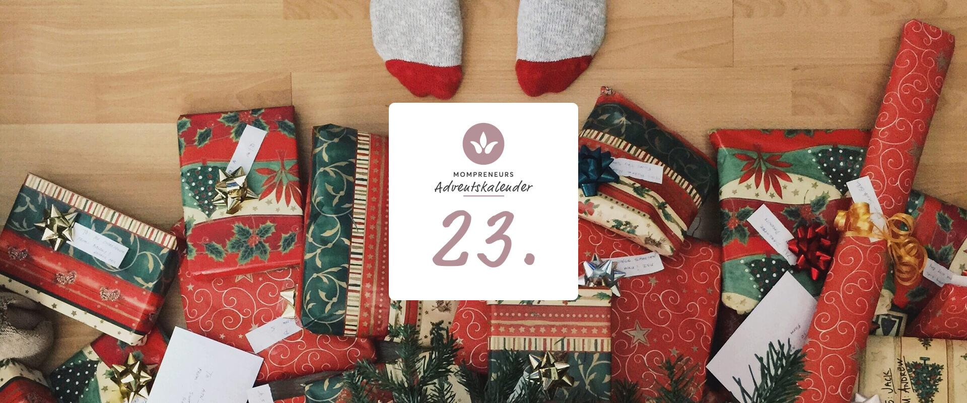 MomPreneurs Adventskalender Martina Peters