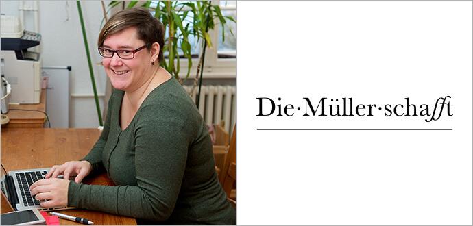 Silke Mueller Texterin Office