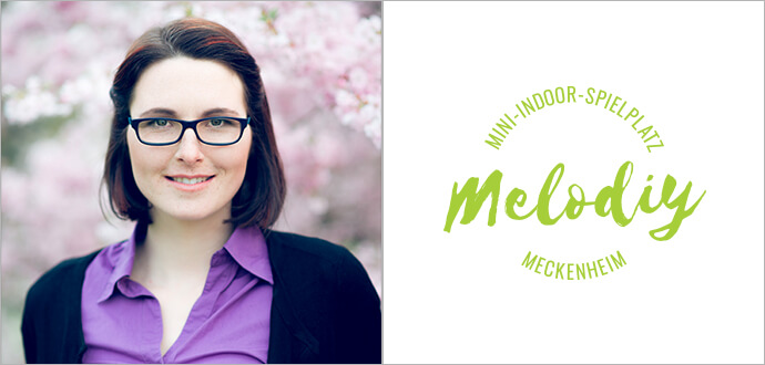 Melanie Olbrich Gründerin eines Indoor-Spielplatz