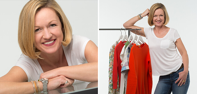 MomPreneur Frau Maier, Gründerin Moderne Stilberatung