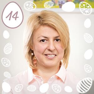 MomPreneur Nataliya von Luscinia macht mit bei der MomPreneurs Osteraktion