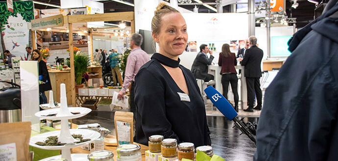 Josefine Staats Bio-Produkte Events