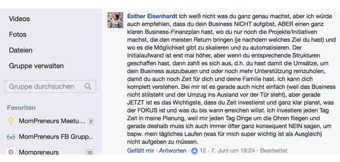 MomPreneurs-hinschmeissen-facebook-gruppe