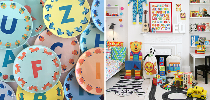 Nina Nägel byGraziela Kindermode