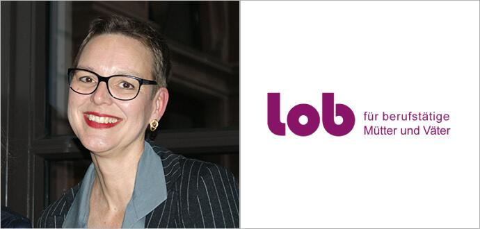 Nicole Beste-Fopma LOB Magazin Logo