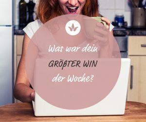 MomPreneurs Facebook-Gruppe Win-der-Woche