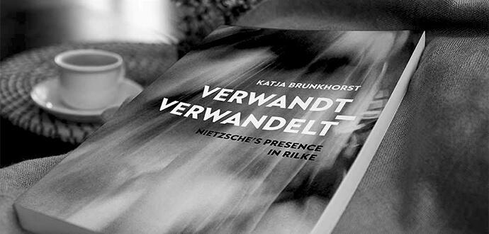 """Katja Brunkhorsts Buch """"Verwandt Verwandelt"""""""