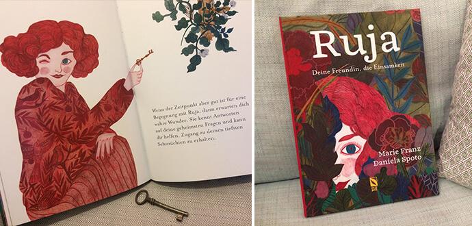 Marie Franz' Kinderbuch Ruja
