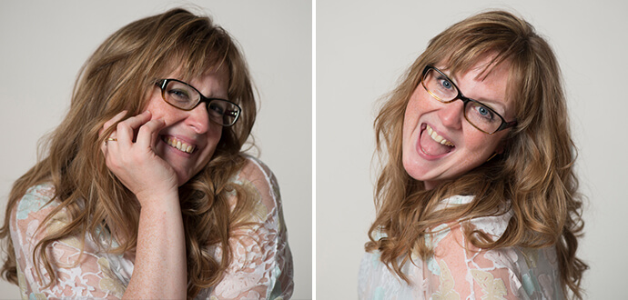 MomPreneurs Séverine Bonini Crazy Portraitfotos