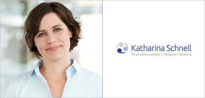 MomPreneurs Katharina Schnell Personalmanagement Logo