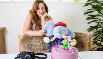 MomPreneurs Edith Binder OLAF