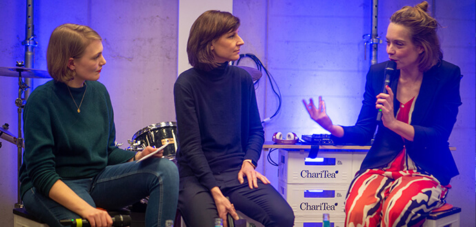 Linda Broschkowski im Interview